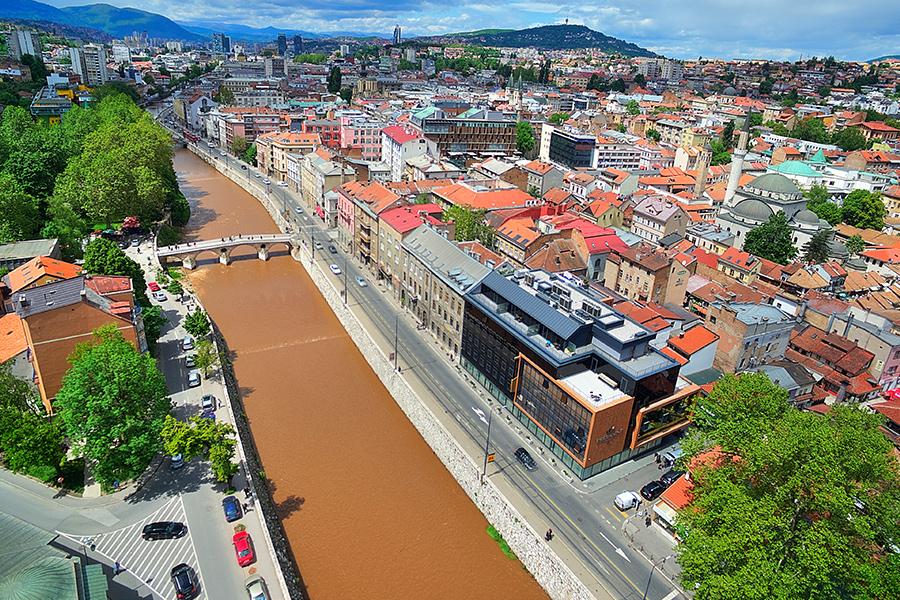Hotel President Sarajevo Balkan Travel Services